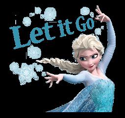 Let it go…let it grow!